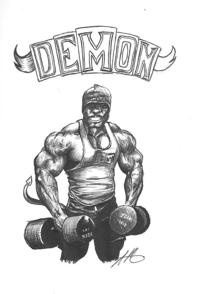 DemonGYM 001